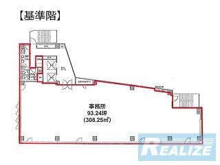 千代田区一番町の賃貸オフィス・貸事務所 相模屋本社ビル