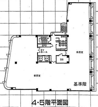 千代田区三番町の賃貸オフィス・貸事務所 泉館三番町ビル