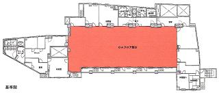 千代田区五番町の賃貸オフィス・貸事務所 AKビル