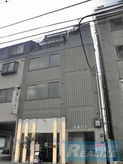 千代田区飯田橋の賃貸オフィス・貸事務所 日高ビル
