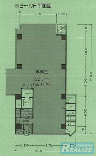 千代田区神田神保町の賃貸オフィス・貸事務所 CONVEX神保町ビル