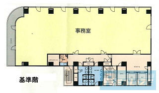 千代田区神田神保町の賃貸オフィス・貸事務所 いちご九段ビル