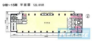 千代田区一ツ橋の賃貸オフィス・貸事務所 岩波書店一ツ橋ビル