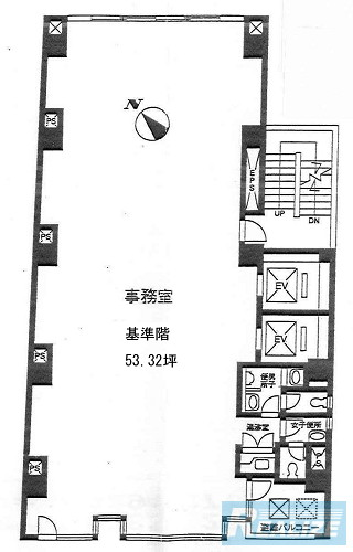 千代田区神田小川町の賃貸オフィス・貸事務所 神田第2アメレックスビル