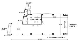 千代田区神田小川町の賃貸オフィス・貸事務所 山城ビル