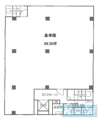千代田区内神田の賃貸オフィス・貸事務所 ミヤコビル