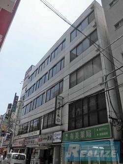 千代田区内神田の賃貸オフィス・貸事務所 神田駅北口合同ビル