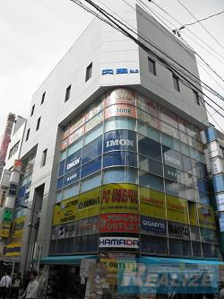 千代田区外神田の賃貸オフィス・貸事務所 内田ビル