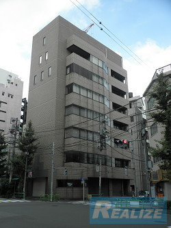 千代田区神田佐久間町の賃貸オフィス・貸事務所 神田分銅ビル