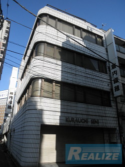 千代田区東神田の賃貸オフィス・貸事務所 KURAUCHI BUILDING