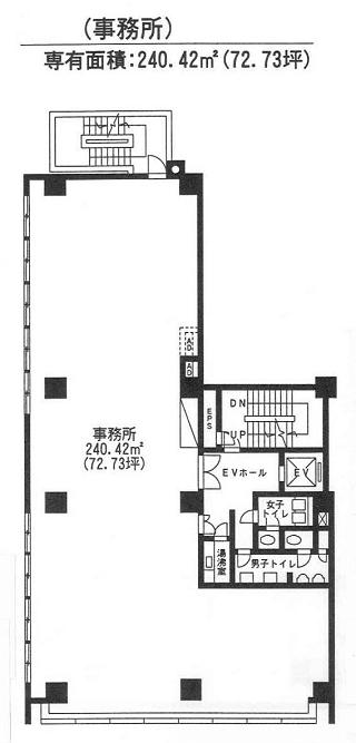 千代田区東神田の賃貸オフィス・貸事務所 日本センヂミアビル