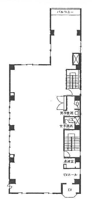 千代田区神田岩本町の賃貸オフィス・貸事務所 清水ビル