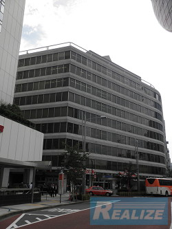 中央区八重洲の賃貸オフィス・貸事務所 日本酒類販売新八重洲口本社ビル