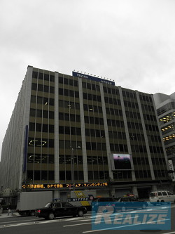 中央区八重洲の賃貸オフィス・貸事務所 ユニゾ八重洲ビル