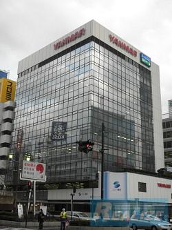 中央区八重洲の賃貸オフィス・貸事務所 ヤンマー東京ビル