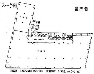 中央区日本橋の賃貸オフィス・貸事務所 栄太楼ビル