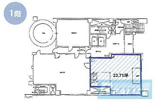 中央区銀座の賃貸オフィス・貸事務所 銀座セントラルビル