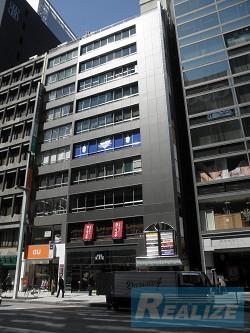 中央区銀座の賃貸オフィス・貸事務所 太陽ビル