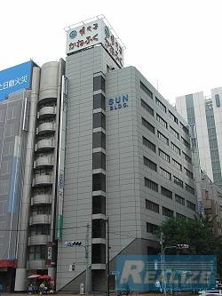 中央区銀座の賃貸オフィス・貸事務所 サンビル
