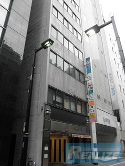 中央区銀座の賃貸オフィス・貸事務所 青柳ビル