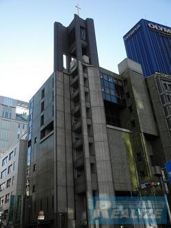 中央区銀座の賃貸オフィス・貸事務所 銀座教会堂ビル