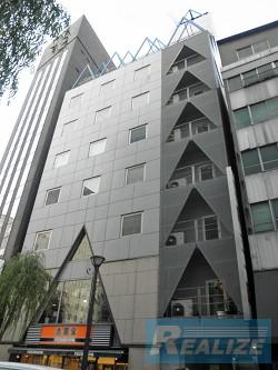 中央区銀座の賃貸オフィス・貸事務所 第33荒井ビル(銀座参番館2ビル)