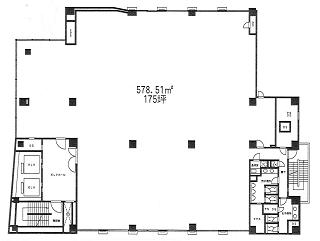 中央区銀座の賃貸オフィス・貸事務所 紙パルプ会館ビル