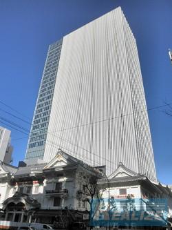 中央区銀座の賃貸オフィス・貸事務所 歌舞伎座タワー