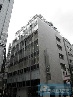 中央区銀座の賃貸オフィス・貸事務所 みつわビル