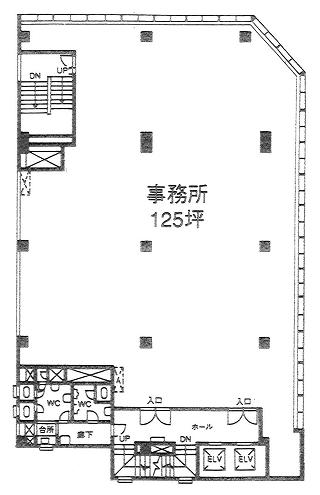 中央区日本橋茅場町の賃貸オフィス・貸事務所 第一稲村ビル