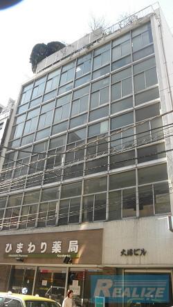 中央区日本橋茅場町の賃貸オフィス・貸事務所 大湯ビル