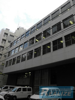 中央区新川の賃貸オフィス・貸事務所 金盃第3ビル