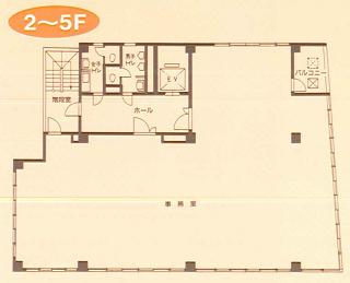 中央区八丁堀の賃貸オフィス・貸事務所 キューアス八丁堀第一ビル