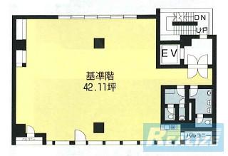 中央区築地の賃貸オフィス・貸事務所 築地ファーストビル