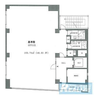 中央区築地の賃貸オフィス・貸事務所 東銀座プラザビル