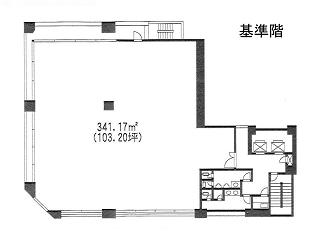 中央区築地の賃貸オフィス・貸事務所 築地スクエアビル