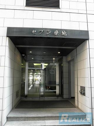 中央区築地の賃貸オフィス・貸事務所 セブン築地ビル