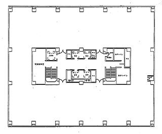 中央区築地の賃貸オフィス・貸事務所 コンワビル