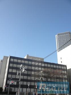 中央区晴海の賃貸オフィス・貸事務所 晴海パークビル