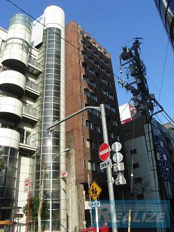 中央区東日本橋の賃貸オフィス・貸事務所 初音森ビル