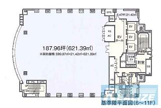 中央区日本橋小舟町の賃貸オフィス・貸事務所 ヒューリック小舟町ビル