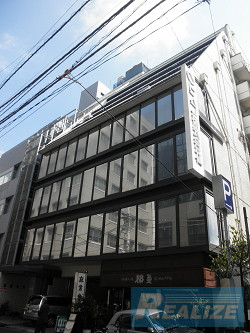中央区日本橋人形町の賃貸オフィス・貸事務所 麻業会館