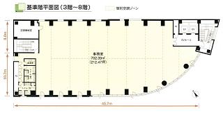 港区赤坂の賃貸オフィス・貸事務所 NBF赤坂山王スクエアビル