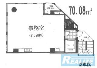 港区赤坂の賃貸オフィス・貸事務所 新陽ビル