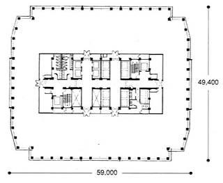 港区赤坂の賃貸オフィス・貸事務所 赤坂パークビル