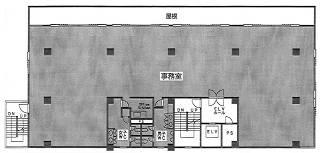 港区北青山の賃貸オフィス・貸事務所 KRT青山ビル
