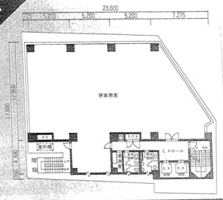 港区南青山の賃貸オフィス・貸事務所 南青山STビル