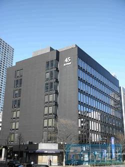 港区虎ノ門の賃貸オフィス・貸事務所 メトロシティ神谷町