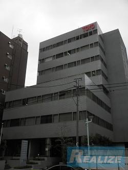 港区三田の賃貸オフィス・貸事務所 東洋ビル