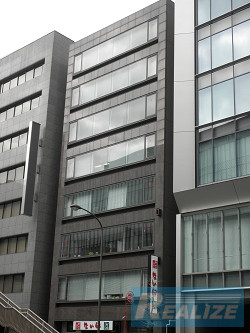 港区三田の賃貸オフィス・貸事務所 ニキグラスビルディング